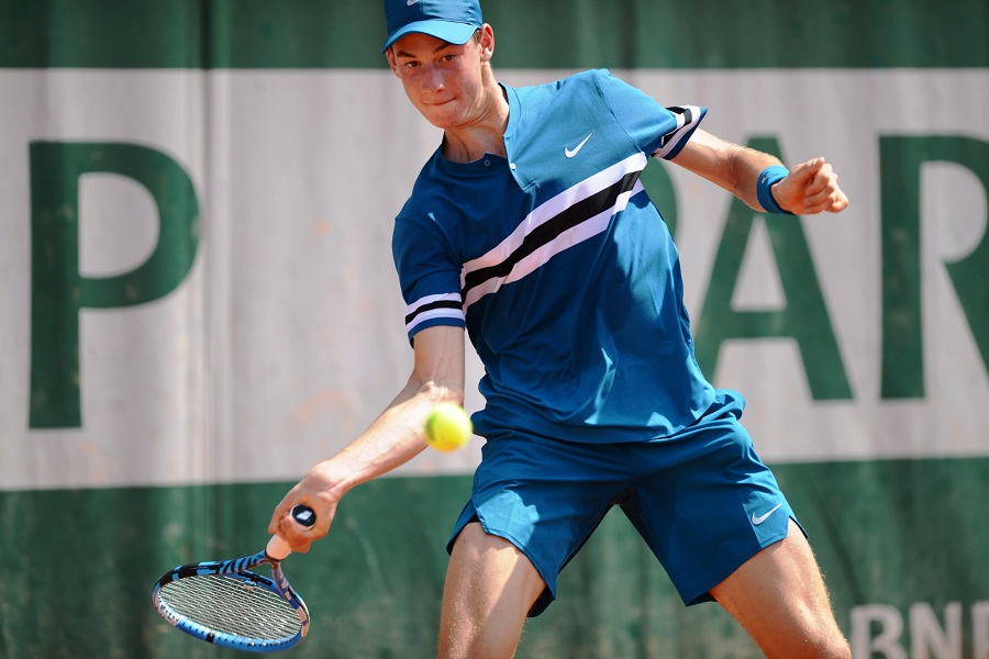 Marek awansował do 1/8 finału… i skończył się turniej