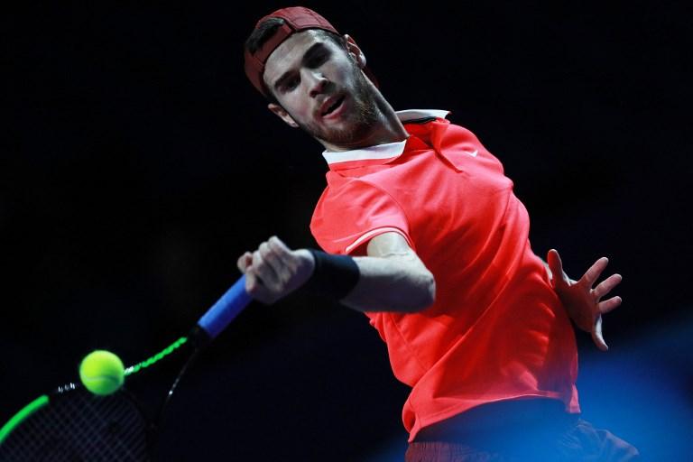 Puchar Davisa. Porażka obrońców tytułu
