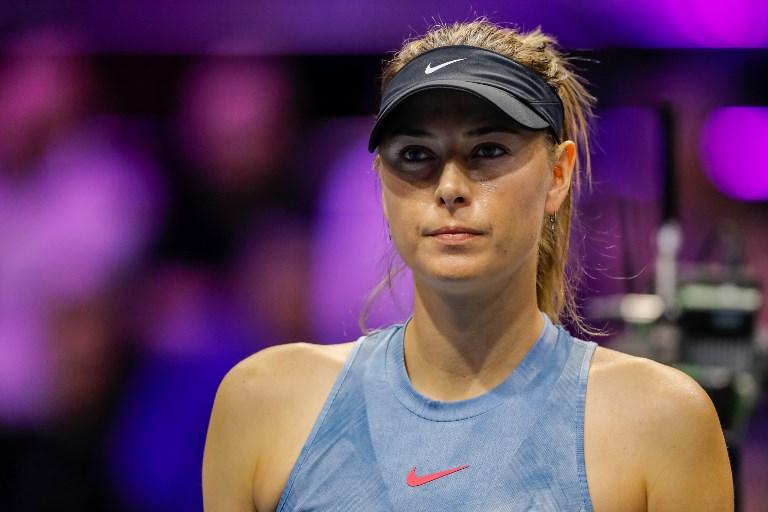 Maria Szarapowa wraca do gry