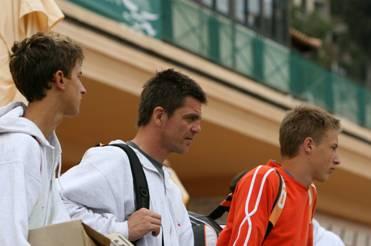 Wywiad z nowym trenerem Akademii Tenisowej Tenis Kozerki – Igorem Tomasevicem