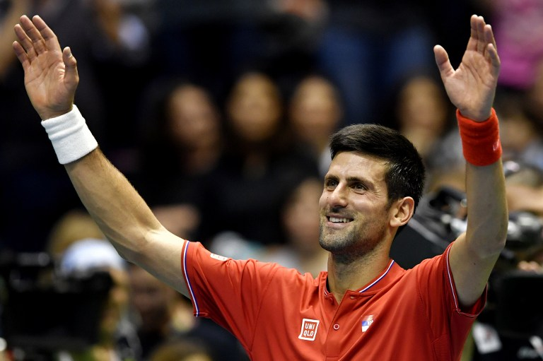 ATP Cup. Serbia w ćwierćfinale!