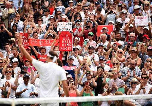 Efekt Federera?