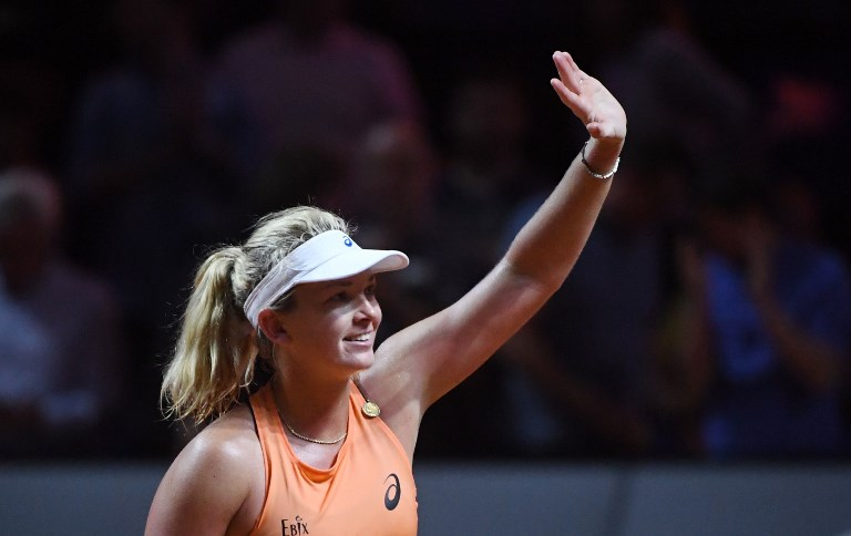 Coco Vandeweghe: zagram w US Open, bo potrzebuję zarobić