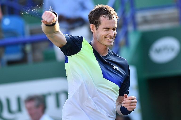 Murray znów zwycięski!