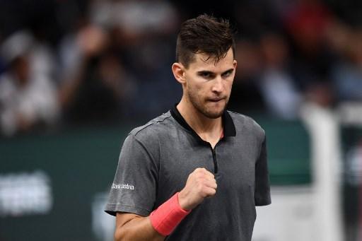 ATP Finals. Thiem po raz trzeci z rzędu pokonał Federera