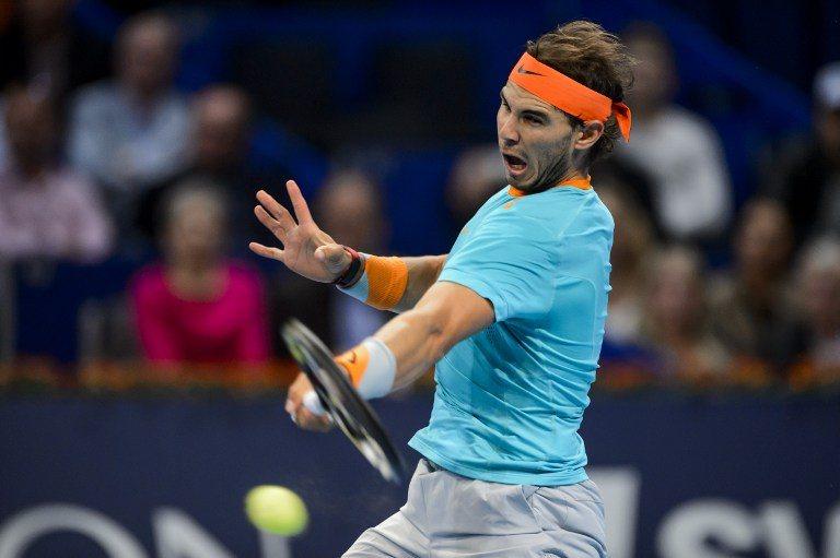 ATP Finals. Nadal w jednej grupie z obrońcą tytułu