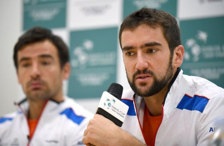 Czilić nie zagra w Pucharze Davisa