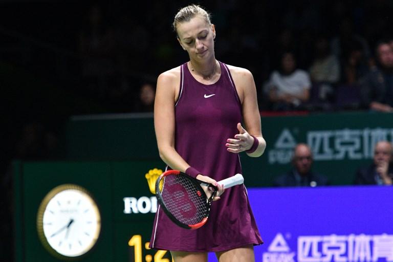 US Open. Kvitova nie wykorzystała czterech piłek meczowych