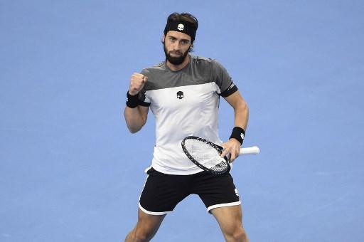 Najlepszy gruziński tenisista może trafić za kratki