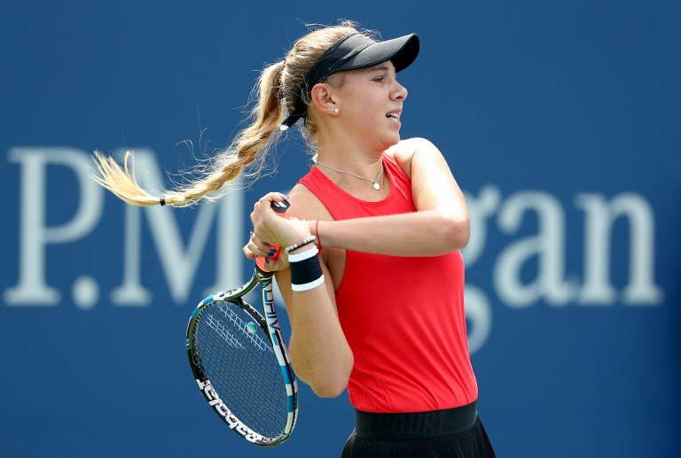 Australian Open. Amanda Anisimova walczy z czasem