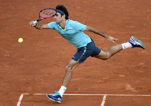 Powrót Federera