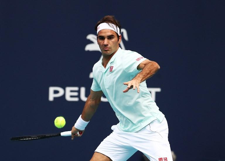 Miami. Zmiana harmonogramu nie przeszkodziła Federerowi