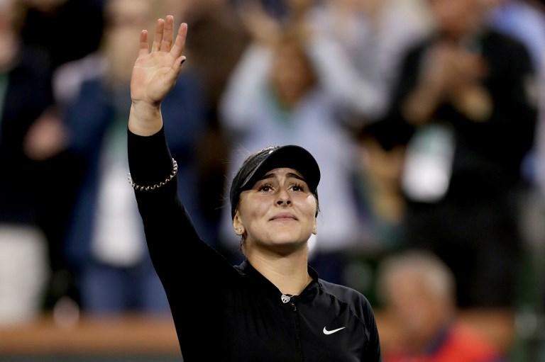 Indian Wells. Andreescu tworzy historię. Rewelacyjna 18-latka zagra w finale!