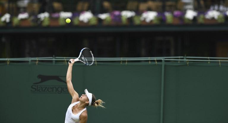 Wimbledon. Linette odwróciła losy spotkania z Anisimovą