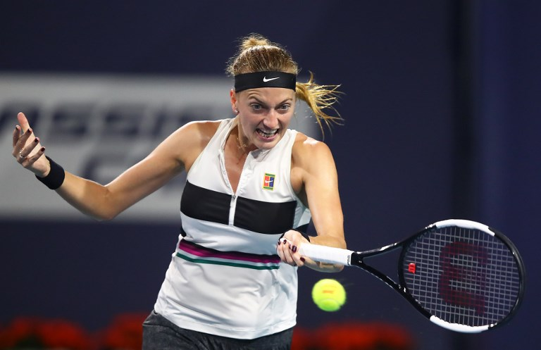 Kvitova zrezygnowała z występu. Wielka strata dla turnieju