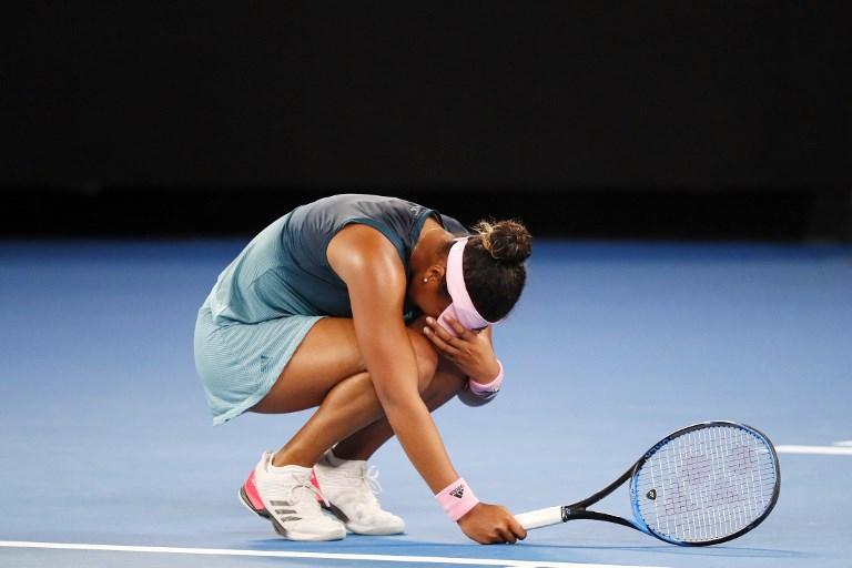 Dubaj. Wpadka Osaki. Pierwszy mecz po Australian Open i sromotna porażka