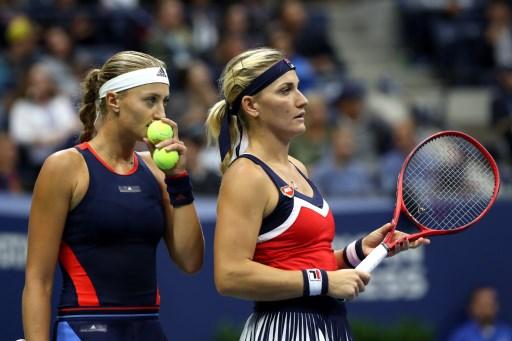 US Open. Mladenović i Babos zmuszone do wycofania się z US Open