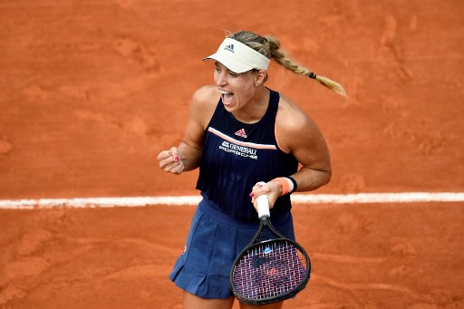 Kerber marzy o wygraniu Roland Garros