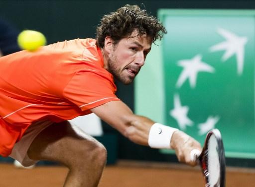 Haase: Będę grał w Pucharze Davisa za pieniądze – to absurdalne
