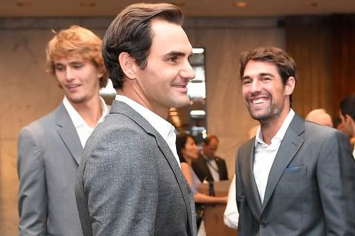 Chardy: Federer to najprzystojniejszy zawodnik w tourze