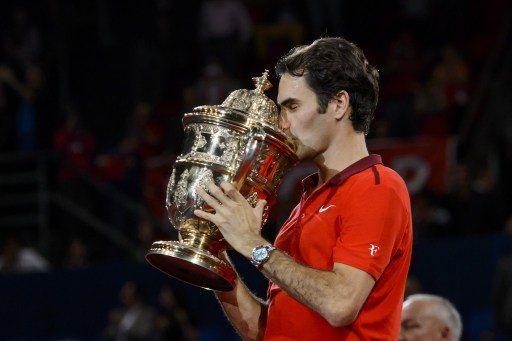 Jubileusz Federera