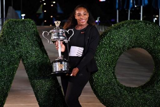 Serena Williams: gram tylko dla turniejów wielkoszlemowych