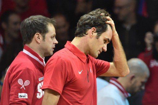 Severin Luthi: rehabilitacja Rogera nie przebiega w takim tempie, jak tego oczekiwaliśmy
