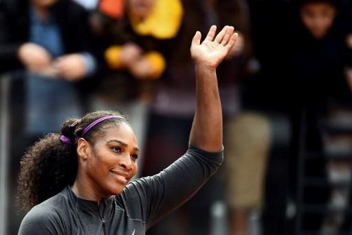 Serena Williams nie poszła w ślady Wozniacki