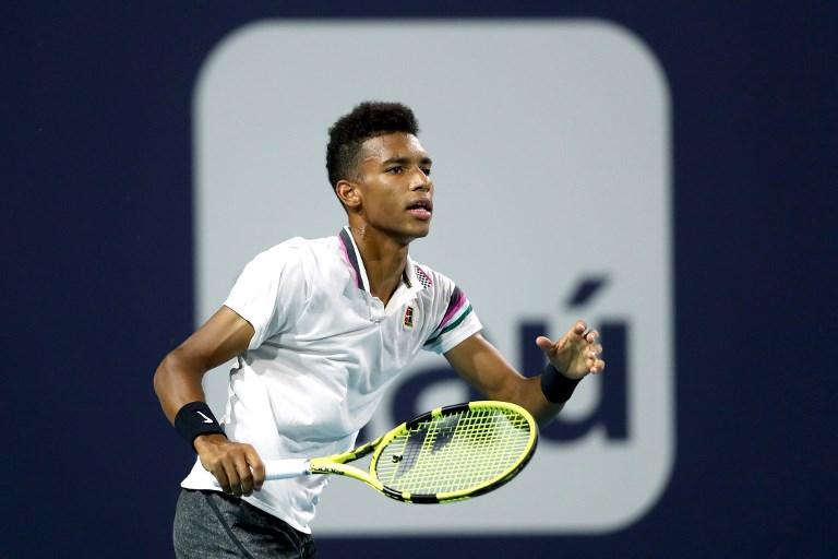 Australian Open. Auger-Aliassime podzielił los Shapovalova, Nadal i Thiem awansowali bez strat