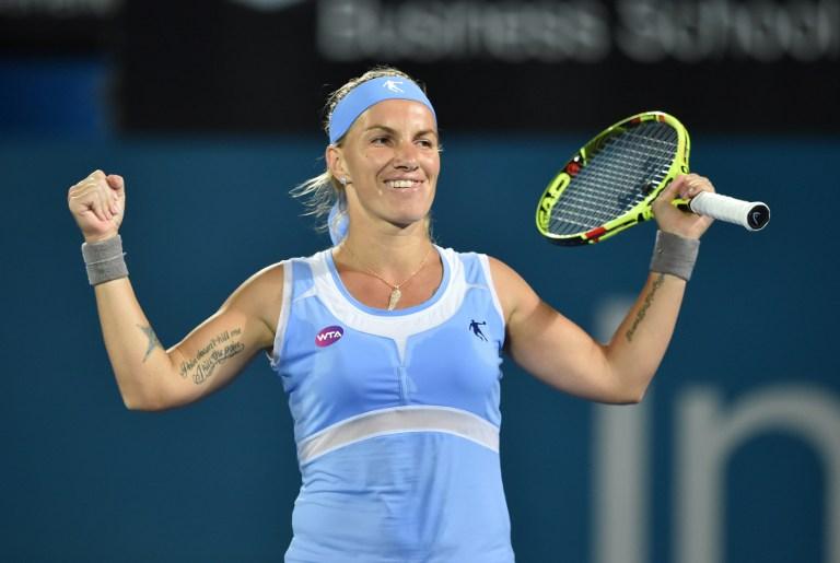 Kuzniecowa ponownie w ćwierćfinale turnieju WTA