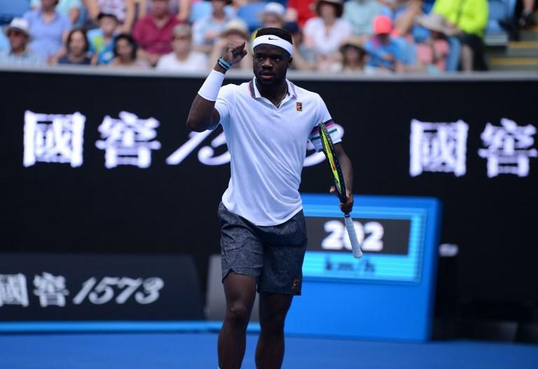 Tiafoe: Tenis mnie wybrał
