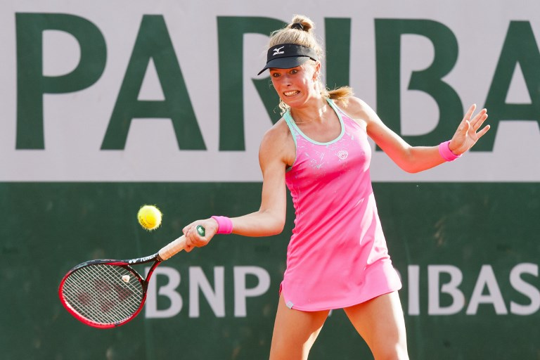 Fręch poznała pierwszą przeciwniczkę w turnieju głównym