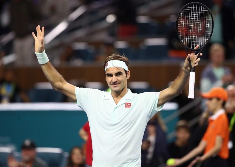 Miami. Rekordowy finał Federera