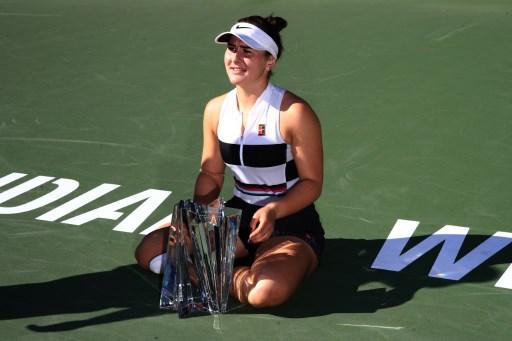 Indian Wells. Andreescu nową mistrzynią