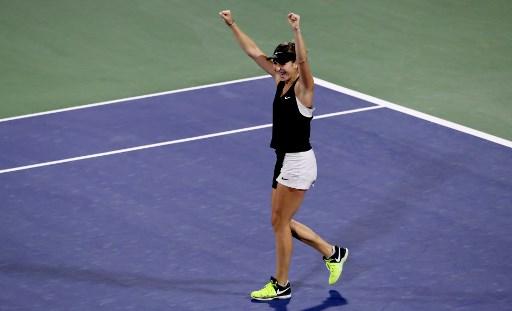 Ranking WTA. Powrót Bencic do Top 25