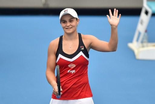 Ashleigh Barty wycofała się z US Open