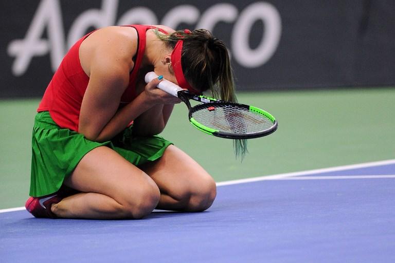 Aryna Sabałenka: Ten mecz zmienił wszystko