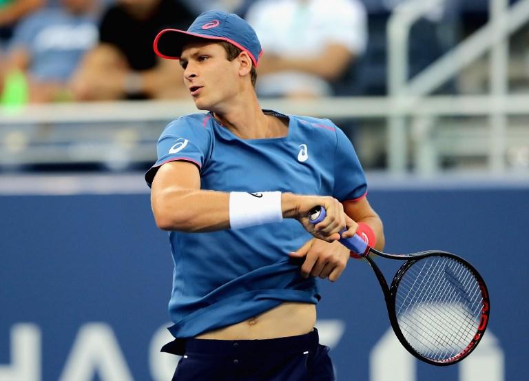 US Open. Gojowczyk na drodze Hurkacza