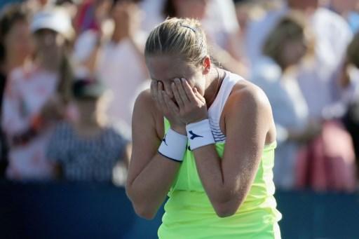 US Open. Rogers znalazła sposób na liderkę rankingu