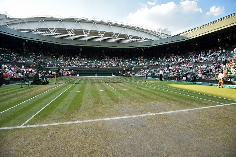Wimbledon. Mistrz Wimbledonu sprzed blisko dekady odizolowany