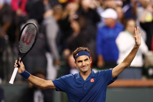 Federer: To słodki chłopak