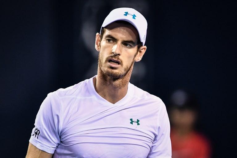 Czołówka na US Open, a Murray w challengerze