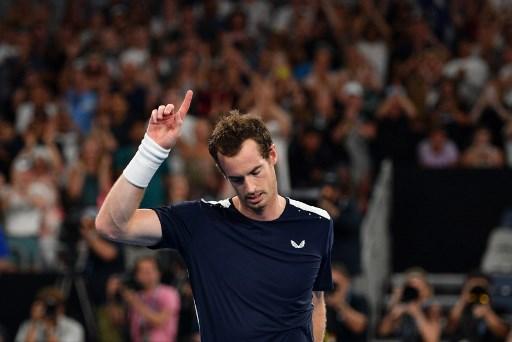 Murray wróci do gry w tym miesiącu!