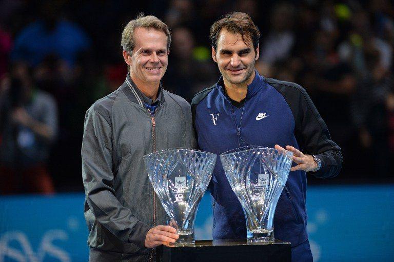 Edberg: praca z Rogerem Federerem była dla mnie zaszczytem