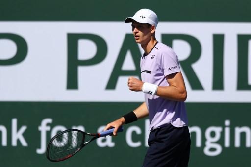 Ranking ATP. Hurkacz coraz bliżej Top 50, awans Kubota