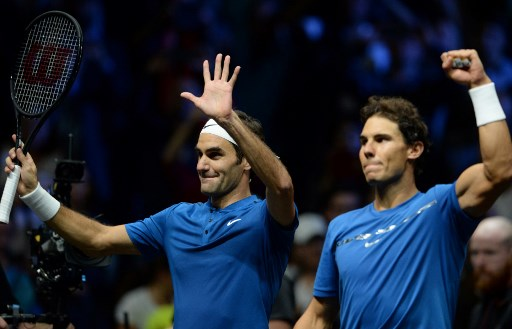 Nadal: Federer próbuje nauczyć się hiszpańskiego