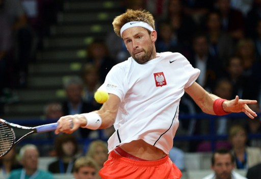 Puchar Davisa. Łukasz Kubot wystąpi przeciwko Salwadorowi