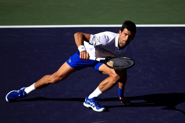 Novak Dżoković przygotowuje się do udziału w US Open