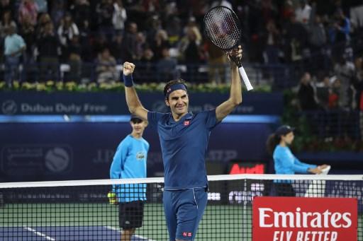 Dubaj. Setny tytuł Federera!