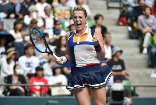Australian Open. Była podopieczna Sumyka na drodze Pawluczenkowej